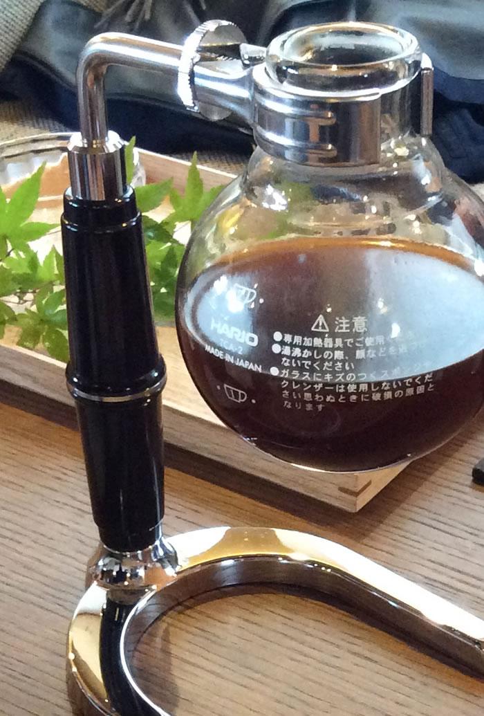 cafe_サイフォン