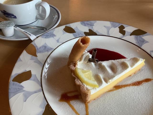 レモンカードケーキ_ハット
